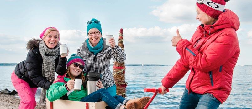 Teamspiele Weihnachtsfeier.Strandgut Erlebnistouristik Eventagentur An Der Ostsee