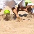 Eventangentur an der Ostsee für Teamerlebnisse mit Frisbee-Turnier und Beachvolleyballturnier als Teamevent und Betriebsausflug mit Teambuilding in Timmendorfer Strand und Travemünde