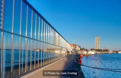 Feiern am Pier - Eventagentur an der Ostsee plant Ihre maritime Feier in Eventlocation in Travemünde zur Firmenveranstaltung an der Ostsee und als Rahmenprogramm zur Tagung an der Ostsee